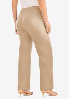Wide-Leg Bend Over® Pant, NEW KHAKI