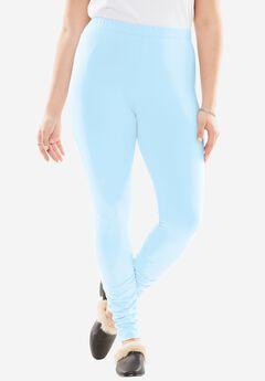 Ruched Legging, ICE BLUE, hi-res
