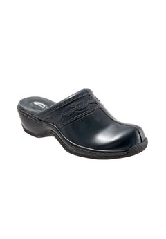 Abby Clog by SoftWalk®, NAVY