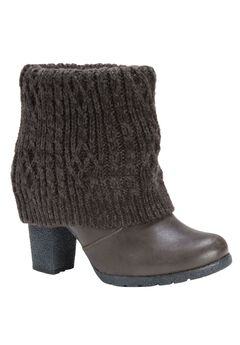 Chris Boots by Muk Luks®, DARK BROWN, hi-res
