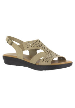 Bolt Sandals by Easy Street®, STONE