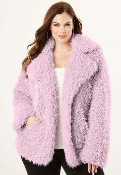 Teddy Fleece Coat,
