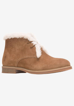 Bailey Fur Chukka Bootie by Hush Puppies,