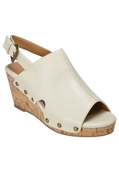 Alaya Sandals by Comfortview®, BONE, hi-res