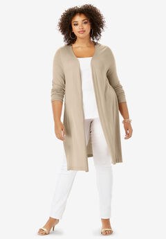 ef0f9d1523 Plus Size Cardigans for Women