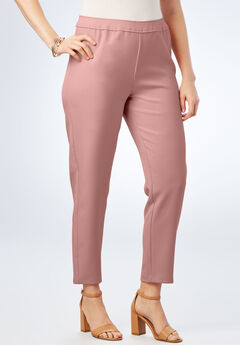The Bend Over Ankle Pant, ROSE HAZE, hi-res