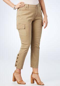 Skinny Cargo Pant,