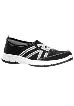 Kila Sneakers by Easy Street®, BLACK, hi-res