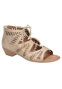 Riley Sandals by Comfortiva®, GOLD, hi-res