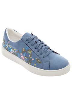 Sailor Sneakers by Comfortview®, DENIM, hi-res