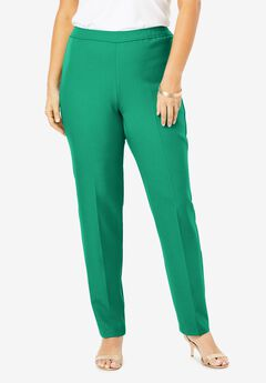 Bend Over® Classic Pant, TROPICAL EMERALD