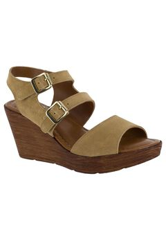 Ani-Italy Sandals by Bella Vita®, AMBRA SUEDE, hi-res