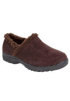 The Dandie Clog by Comfortview®, DARK BROWN