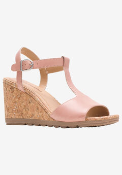 Pekingese T-Strap Sandal by Hush Puppies®,
