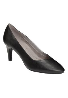 Expert Pumps by A2 Aerosoles®, BLACK, hi-res