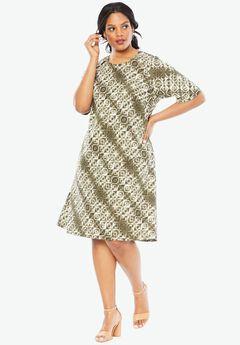 T-Shirt Dress,