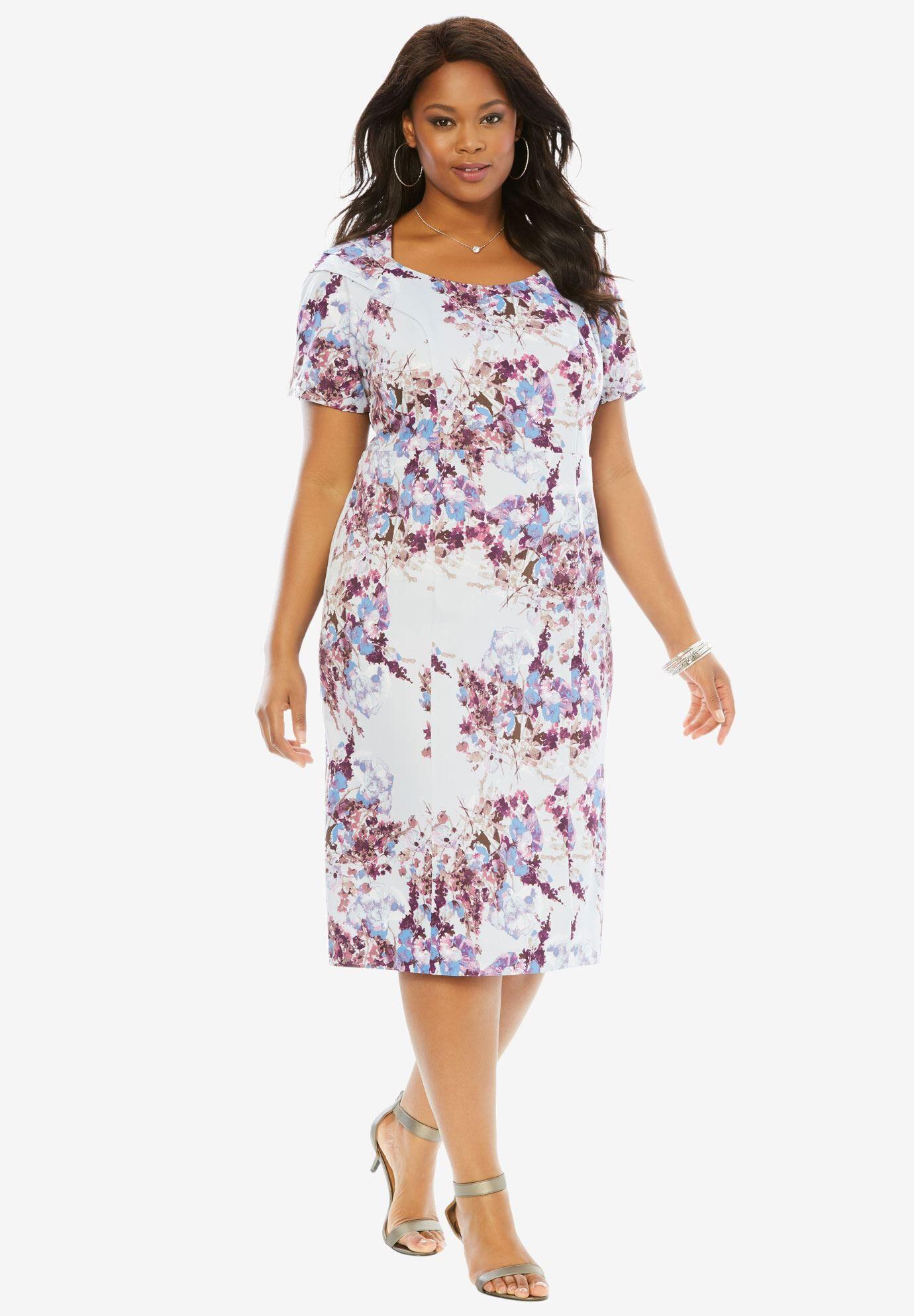 Cheap Cocktail Dresses Plus Size Women