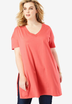 V-Neck Ultimate Tunic,