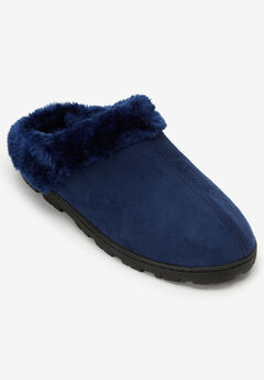 The Andy Fur Clog Slipper by Comfortview®,