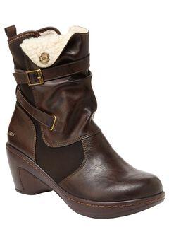 Sandalwood Wide Calf Boots by Jambu®,