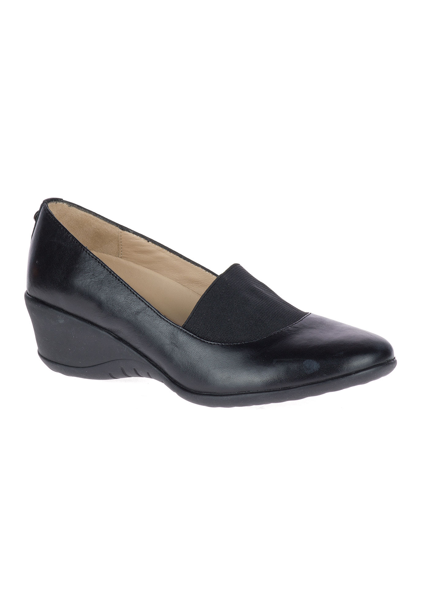Odell Elastic Pumps by Hush Puppies®