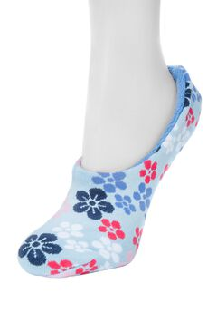Ballerina Slipper Socks by Muk Luks®,