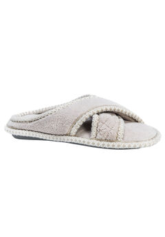 Ada Slippers by Muk Luks®, CHAMPAGNE, hi-res