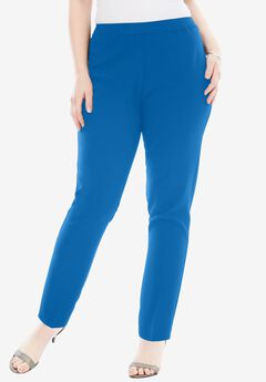 Bend Over® Pull-On Pant, LAPIS BLUE, hi-res