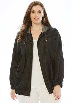 9c06ab008c8 Cheap Plus Size Hoodies   Sweatshirts for Women