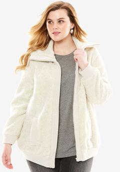 f09bedda2ce Cheap Plus Size Coats   Jackets for Women