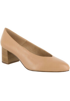 Jensen Pumps by Bella Vita®, NUDE LEATHER
