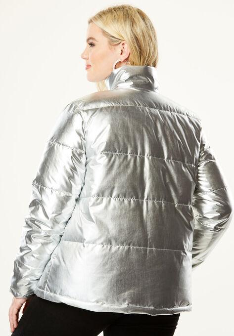 80f7c0e7f5c Metallic Ultimate Puffer Jacket