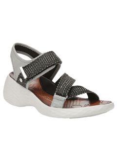 Jive Sandals by BZees®, GREY