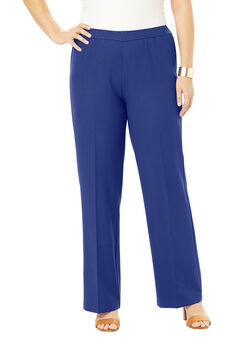 Wide-Leg Bend Over® Pant, ULTRA BLUE