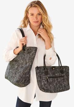 2-Piece Weekender Bag,