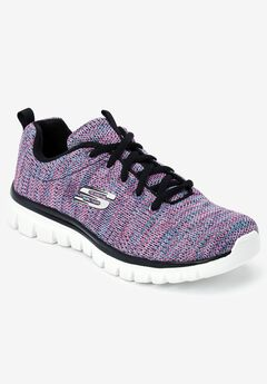 The Graceful Twisted Fortune Sneaker by Skechers®,