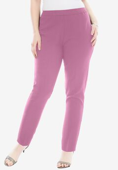 Bend Over® Pull-On Pant, MAUVE ORCHID, hi-res