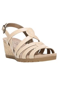 Novak Sandals by LifeStride®, BEIGE, hi-res