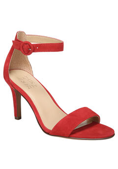 Kinsley Sandal by Naturalizer®, RED, hi-res