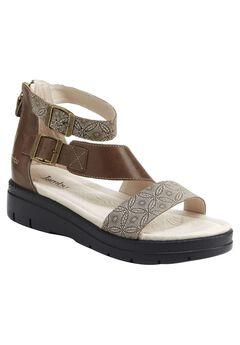 Cape May Sandals by Jambu®, TAUPE PRINT, hi-res