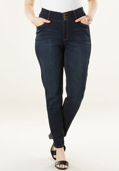 The Curvy Skinny Jean by Denim 24/7®,