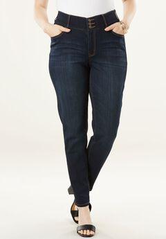 The Curvy Skinny Jean by Denim 24/7®,