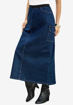 Cargo Skirt,
