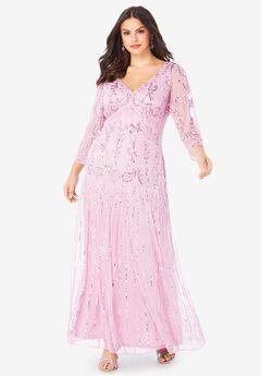 Beaded Dress,