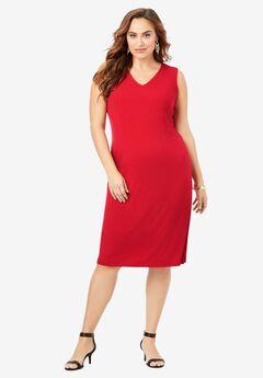 Ultrasmooth® Sheath Dress,