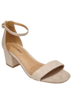 Orly Sandals by Comfortview®, NEW NUDE, hi-res