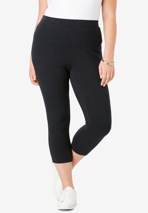 1a40abc30a9 Essential Stretch Capri Legging