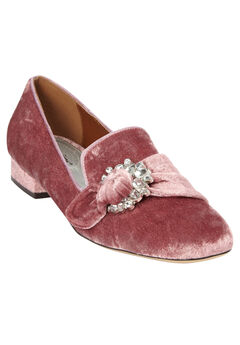 The Corrina Flat by Comfortview®, DARK ROSE, hi-res