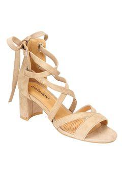 Rosana Sandals by Comfortview®, BEIGE, hi-res