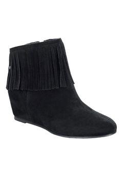 Riverton Booties by Comfortiva®, BLACK, hi-res